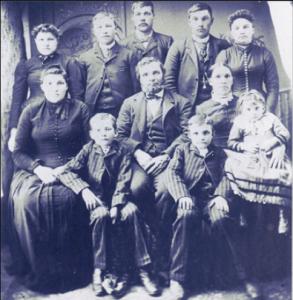 Layman family