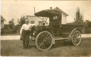 William Schwann and truck copy