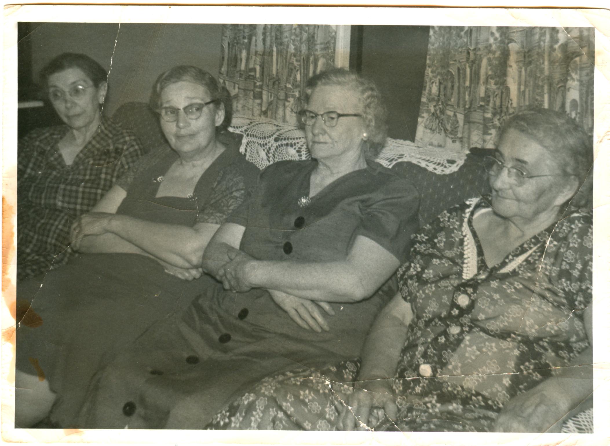 4 meth ladies 1956