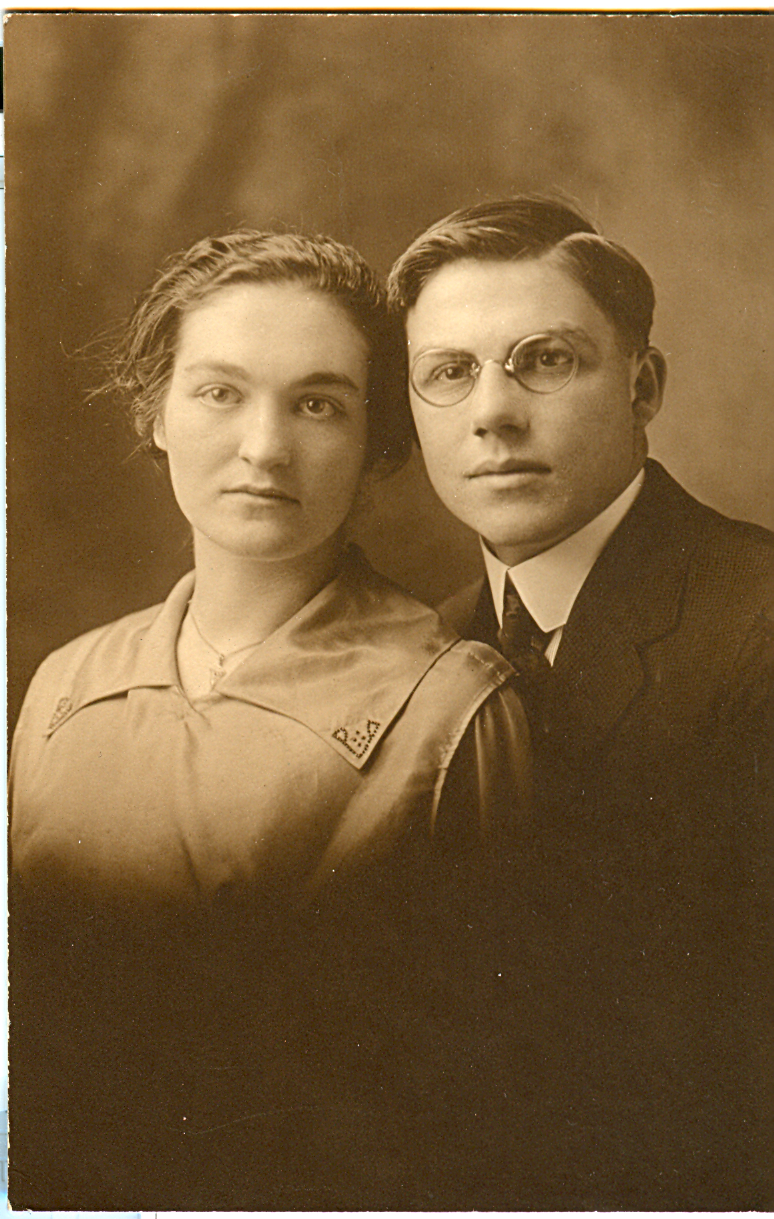 Ada meyer and Frank Welling