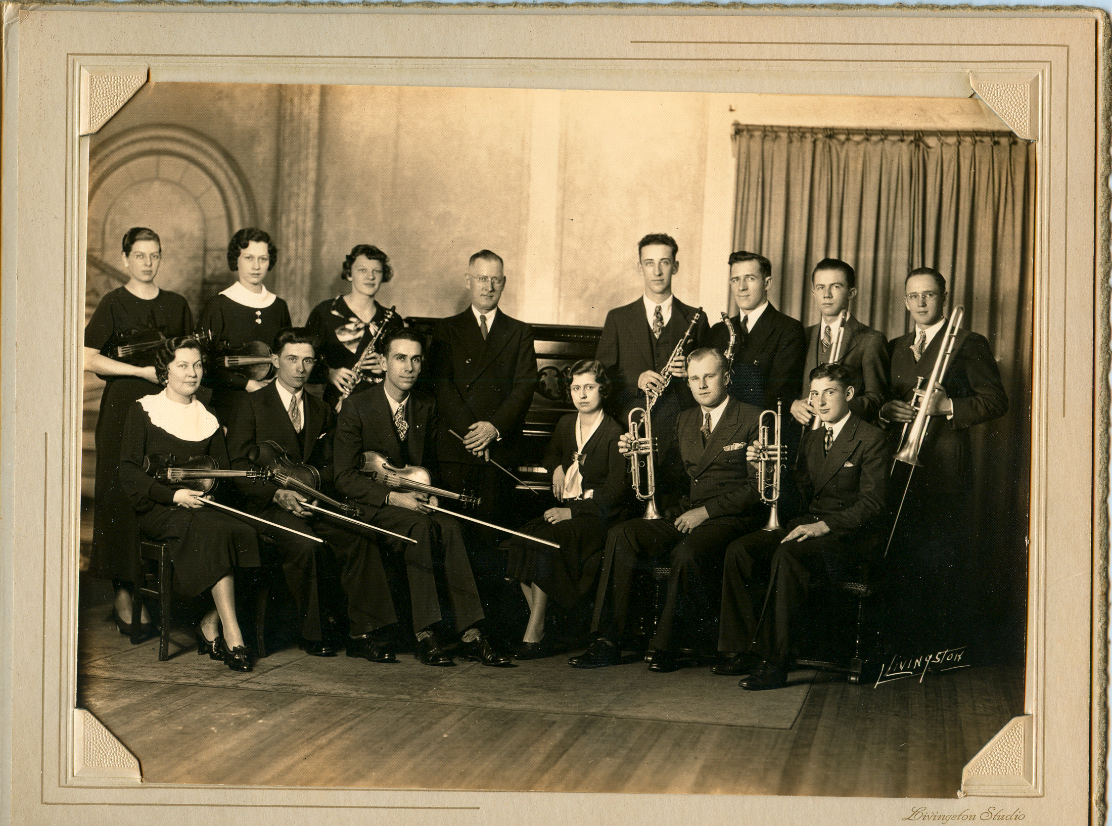 Grace Luth Orch 1935 BB 200