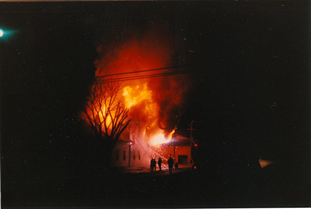 Luckey Lumber Fire J#19AFAD