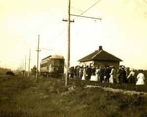 Mar Train station