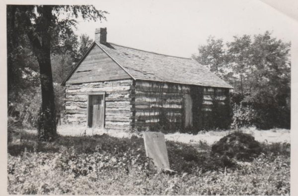 Preist family cabin located NW corner of 582 and Stoney Ridge Rds(maybe)