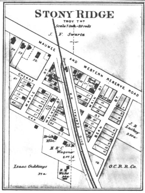 Stony Ridge 1886