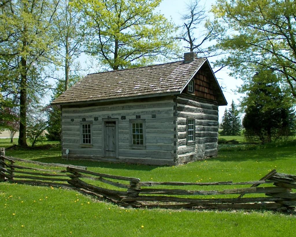 Weddell homestead 1835