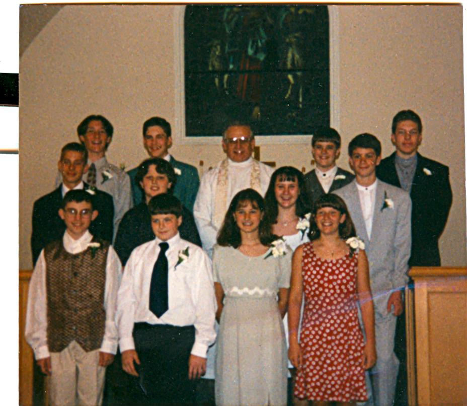 Conformation Class abt. 1995
